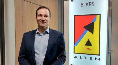 ALTEN Finland panostaa IT-alaan – Teemu Virtanen nimitetty uudeksi toimitusjohtajaksi